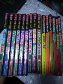 冒险小虎队升级版 9册+超级成长版2册+超级版4册(共15合售)