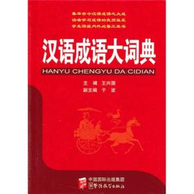 【正版未翻阅】汉语成语大词典