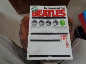 DICTIONARY OF THE BEATLES (甲壳虫字典)  日文原版