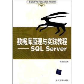 21世纪高等学校计算机应用技术规划教材:数据库原理与实践教程(SQL Server)