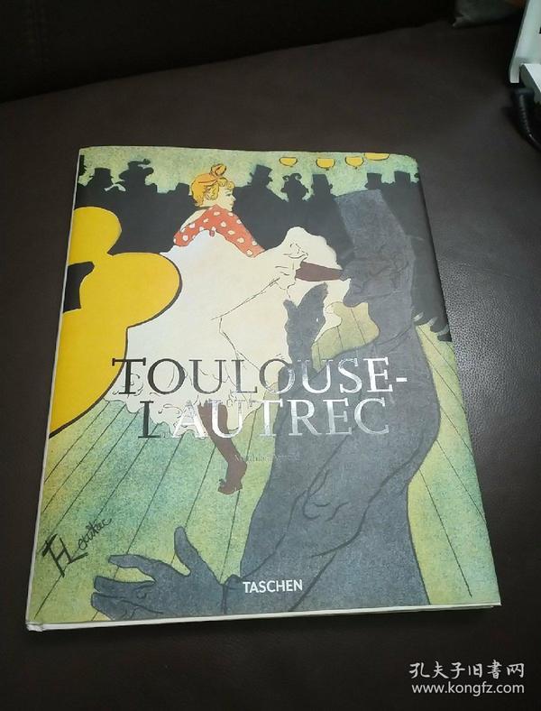 TOULOUSELAUTERC(法国大画家劳特累克)