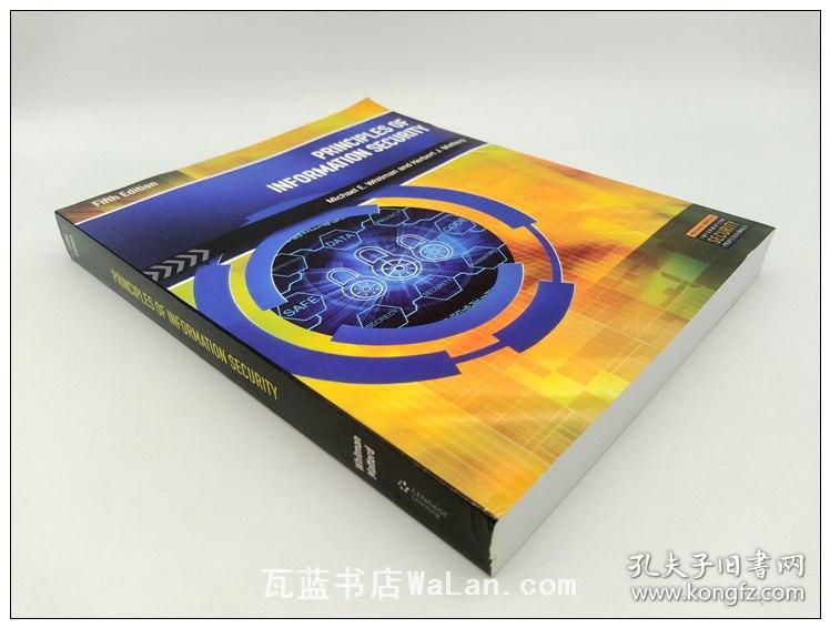 信息安全原则 Principles Of Information Security, 5Ed 第五版 英文原版