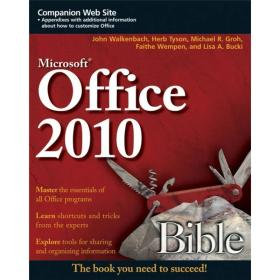 Office 2010 Bible  Office 2010宝典