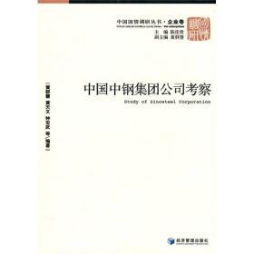 中国中钢集团公司考察