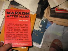 马克思之后的马克思主义 Marxism After Marx: An Introduction戴维·麦克莱伦先生签赠本
