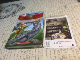 英文原版 the Dragon Prophecy : the fourth adventure in the Kingdom of Fantasy 【存于溪木素年书店】