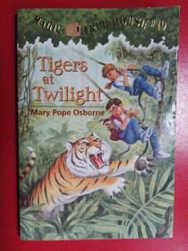 Tigers at Twilight (Magic Tree House #19) 神奇树屋系列19