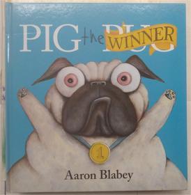 精装 PIG THE WINNER Aaron Blsbey 获胜者