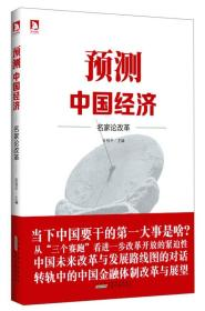 T-预测中国经济--名家论改革