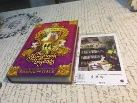 英文原版 ever fifter High : the storybook of Legends 【存于溪木素年书店】