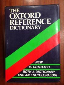 补图 英国进口原版词典馆藏未阅 The Oxford English Reference Dictionary 牛津英语参考大词典 第一版