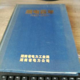 湘电百年(1897-1997)