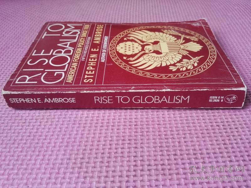 【英文原版】Rise to Globalism(1938年以来的美国对外政策)