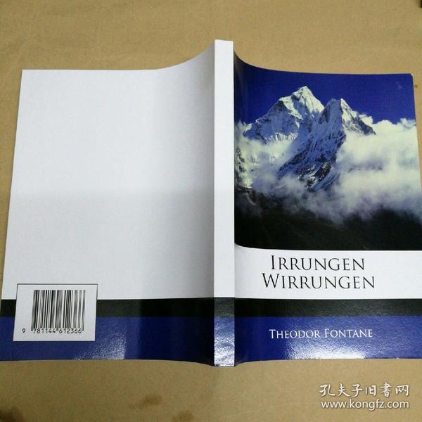 Irrungen Wirrungen (德文原版 影印本)