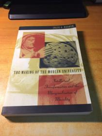 THE MAKING OF THE MODERN UNIVERSITY(美洲大学的崛起.原版英文)