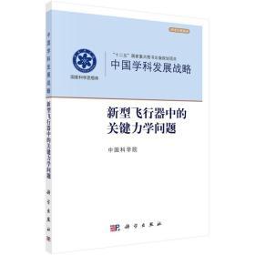 中国学科发展战略:新型飞行器中的关键力学问题