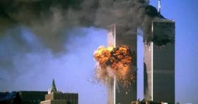 """安徽日报2001年9月(缺1号、30号报纸,3号报纸有前8版,缺后4版)【震惊世界的一天——美国遭遇""""9·11""""恐怖袭击!】"""