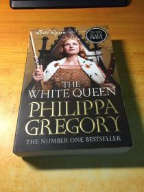 THE WHITE QUEEN PHILIPPA GREGORY(原版英文)