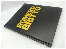 波普艺术家 Romero Britto - Colors Around the World 罗密欧·布里托作品集 英文原版