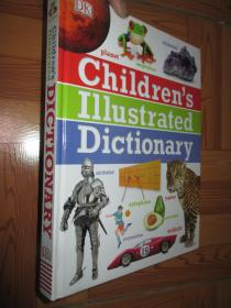 Childrens Illustrated Dictionary(DK)   大16开,精装