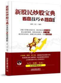 新股民炒股宝典:看盘技巧与操盘解析