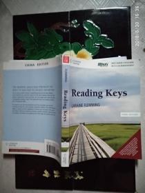reading keys