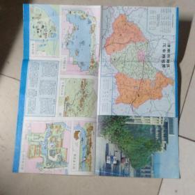 济南市区交通图