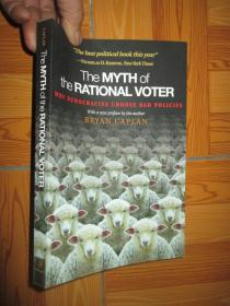 The Myth of the Rational Voter        (9780691138732)