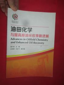 油田化学与提高原油采收率新进展    【16开】