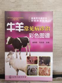 牛羊常见病诊治彩色图谱(2018.9重印)