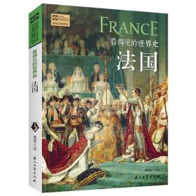 正版-看得见的世界史  法国