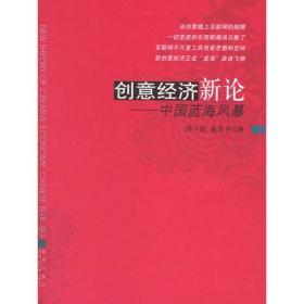 创意经济新论——中国蓝海风暴