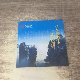 中国湖南2015 光碟