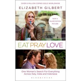 9781408810101Eat, Pray, Love (Film Tie-In Edition) [一辈子做女孩]