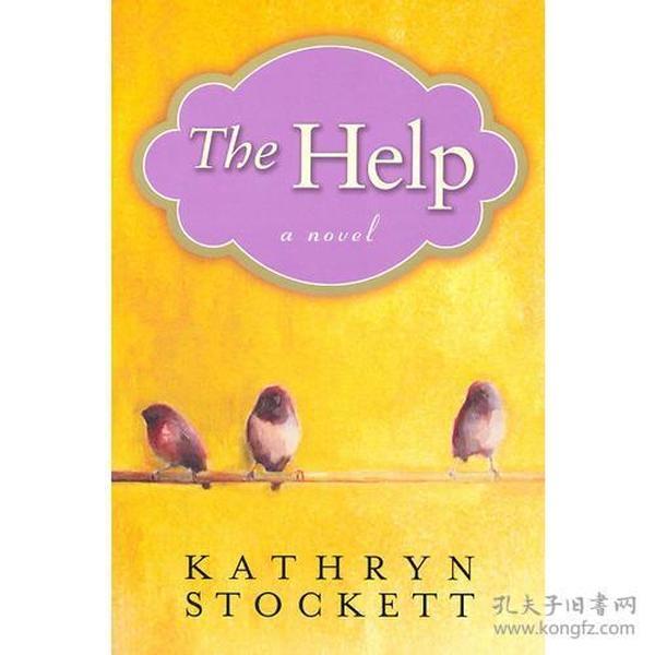 正版包邮n1/The Help/9780399155888/N5-2