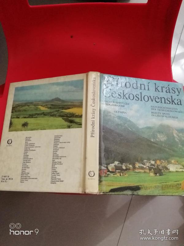 原版外文书一本