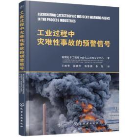《工业过程中灾难性事故的预警信号>