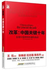 改革:中國關鍵十年