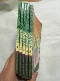 奇剑乾坤令 1-5册