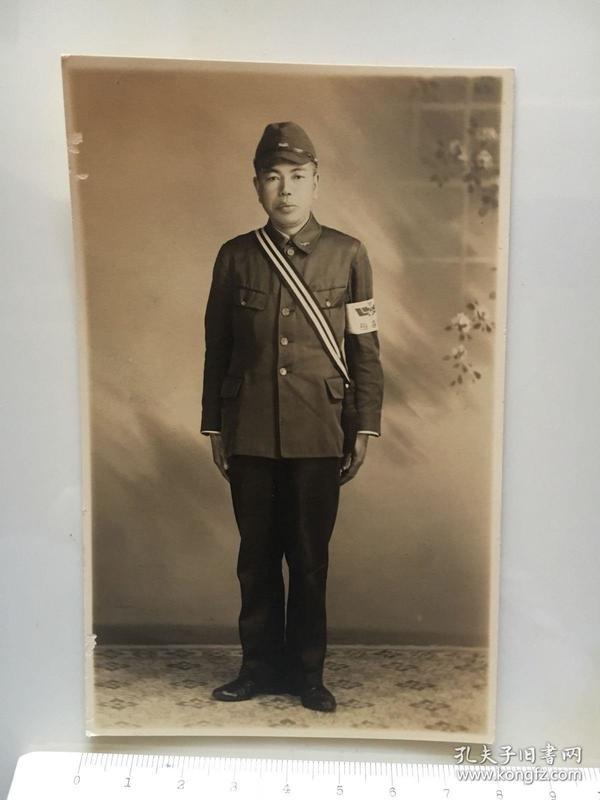 侵华日军照片:日本兵