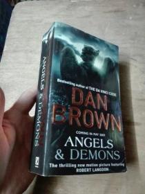 DAN BROWN(ANGELS DEMONS)正版
