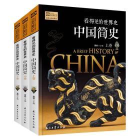 正版-看得见的世界史:中国简史(上中下)