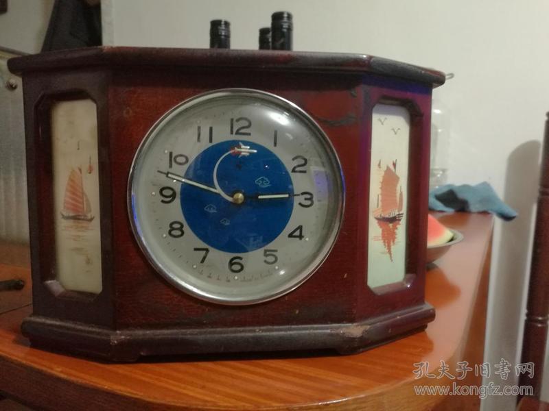 代卖 老台式钟