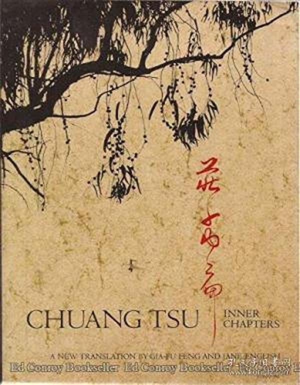 1974年/ Chuang Tsu / Inner Chapters (English and Mandarin Chinese Edition) /庄子