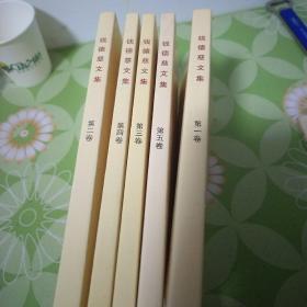 钱德慈文集 全5册