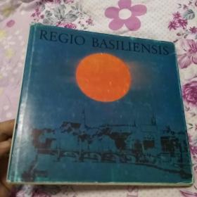 REGIO BASILIENSIS【法文原版书】