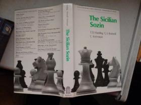 Harding Botterill Kottnauer The Sicilian Sozin(国际象棋类书籍)有签名  1974年印刷