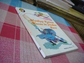 英文版:美猴王丛书14·勇斗青牛精,硬精装
