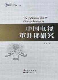 中国电视市井化研究