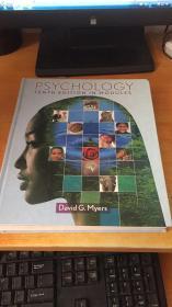 PSYCHOLOGY TENTH EDITION MODULES(心理学.第十版)英文原版 精装